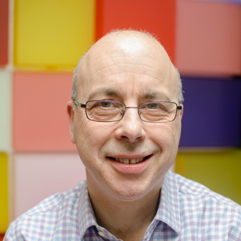 Richard Gold speaker photo 2