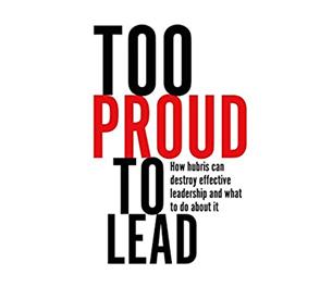 Professor Ben Laker delivers 'Too Proud to Lead' webinar