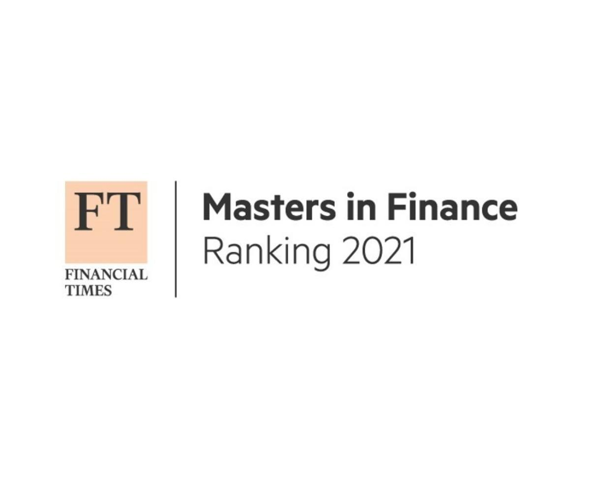 Masters in Finance - UK top 10