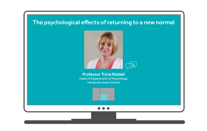 Return to the World of Work: The psychological effects of returning to a new normal