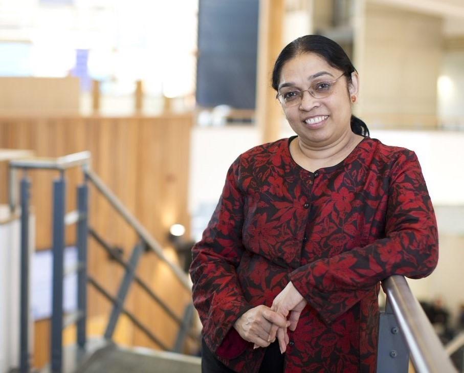 Professor Angelique Chettiparambil Rajan