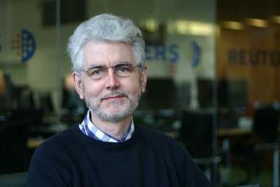Professor Charles Sutcliffe