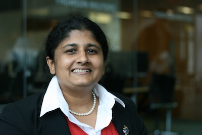 Ms Deepa Govindarajan Driver