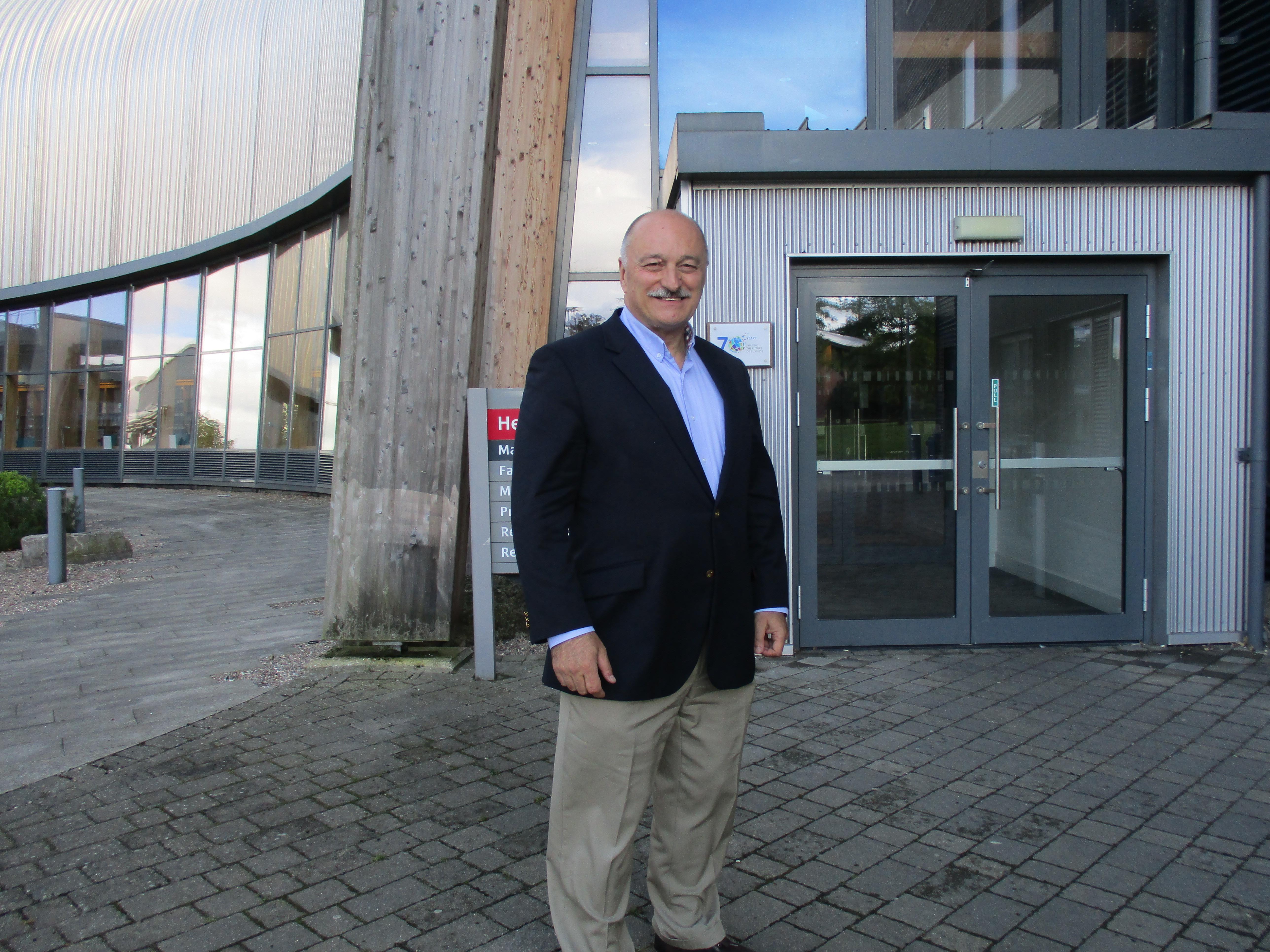 Professor David Pendleton