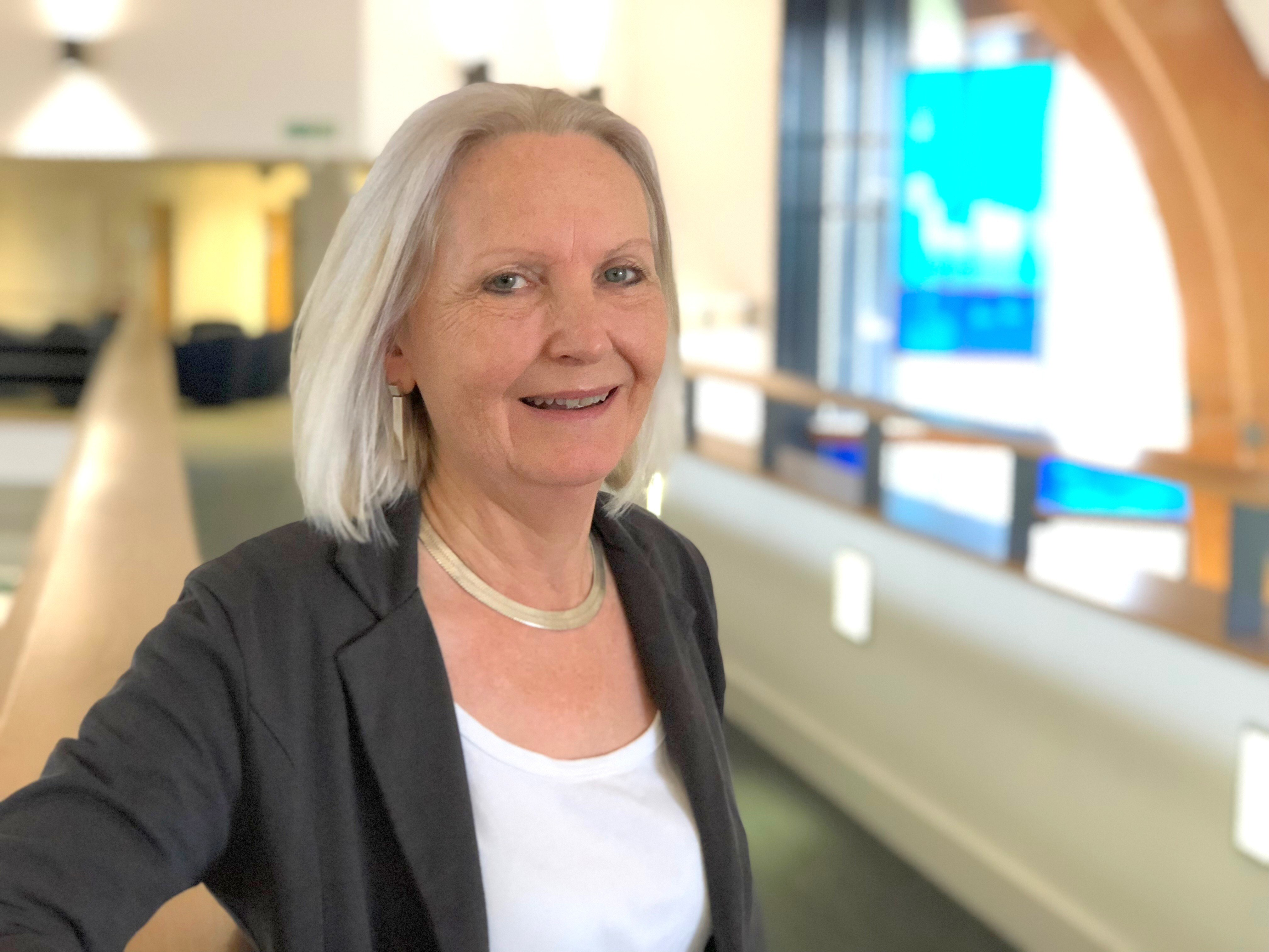 Professor Kathy Pain