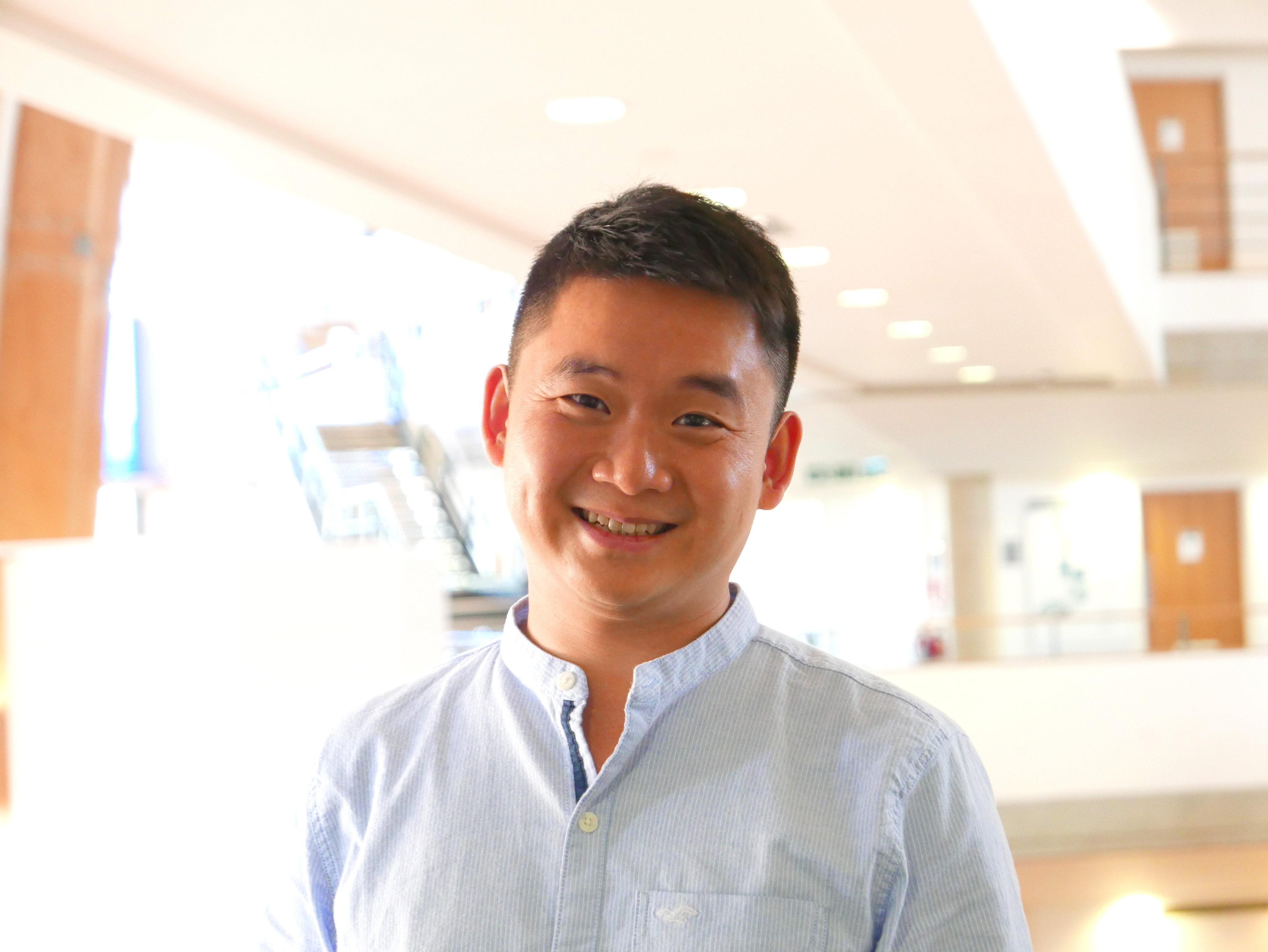 Dr Pin-Te Lin