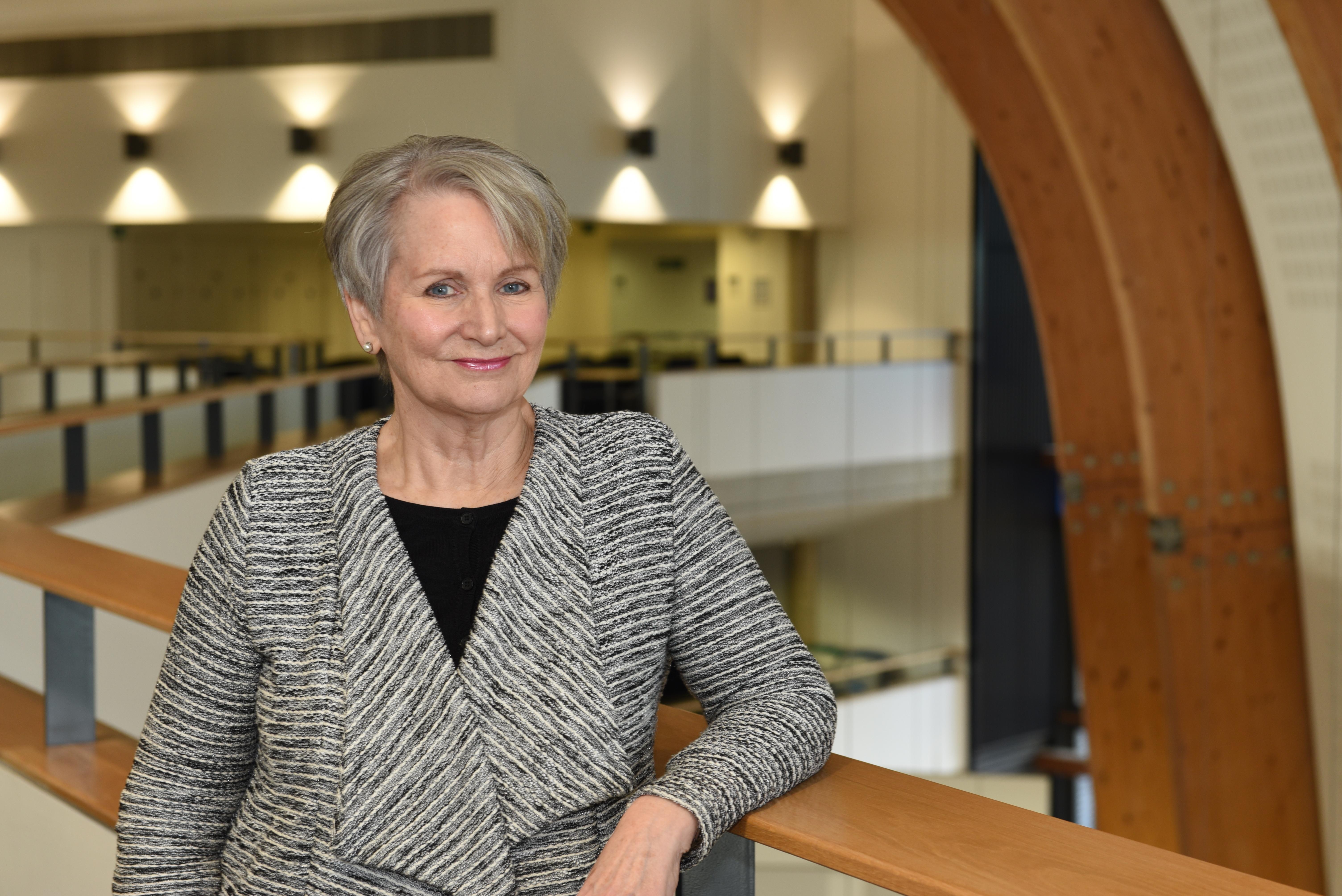 Professor Emerita Susan Rose