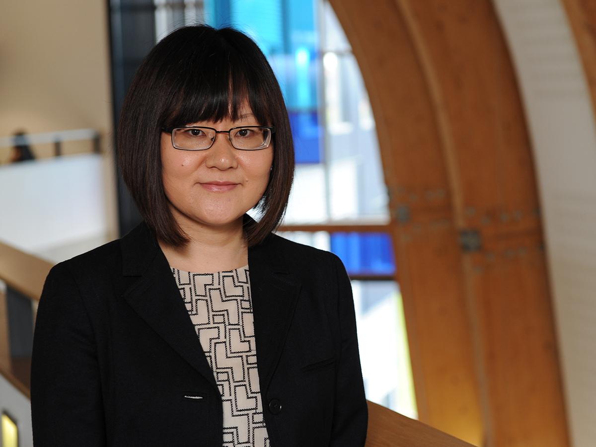 Dr Jessica Yang